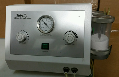 light touch microdermabrasion machine